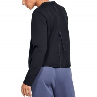 Under Armour Unstoppable Move Light Radial Back Pleat Crew - 1344159-001