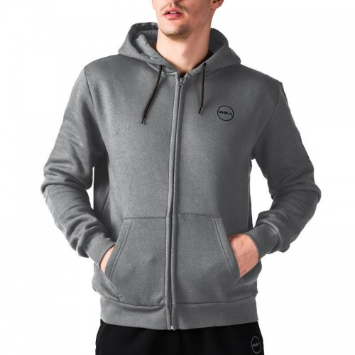 GSA Men Basic Jacket - 17-17026 Grey M.