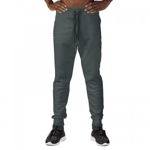 GSA Men Basic Jogging Pants - 17-17027 Charcoal
