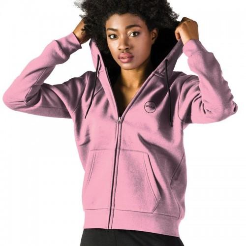 GSA Supercotton Zipper Hoodie - 17-28032 Pink