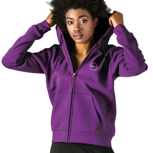 GSA Supercotton Zipper Hoodie - 17-28032 Purple