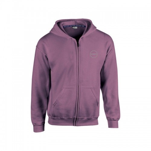 GSA Supercotton Zipper Hoodie - 17-38007 Purple