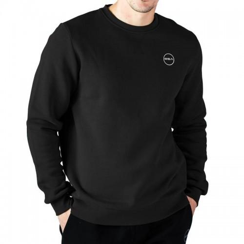 GSA Sweatshirt Supercotton Men Basic - 17-17025 Black