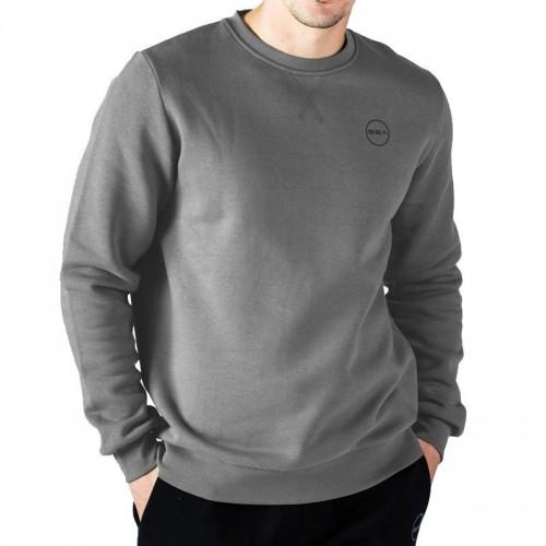 GSA Sweatshirt Supercotton Men Basic - 17-17025 Grey Melange