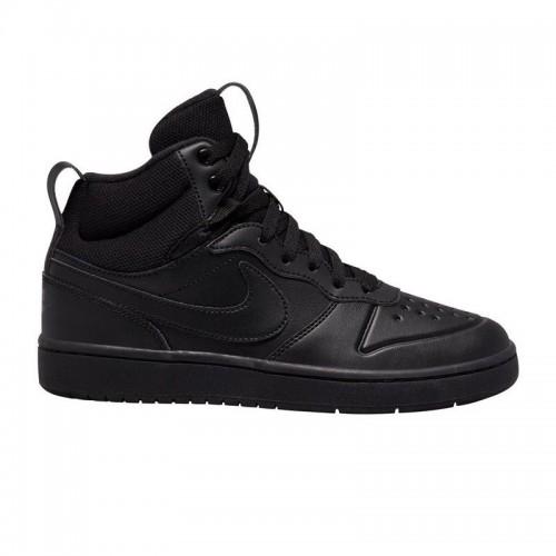 Nike Court Borough Mid 2 Boot Gs - BQ5440-001