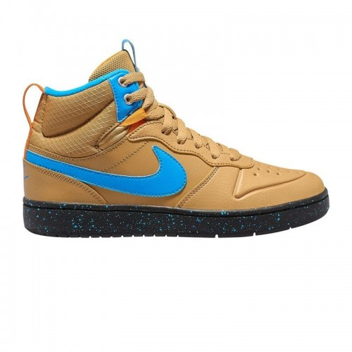 Nike Court Borough Mid 2 Boot Gs - BQ5440-701