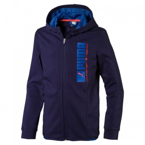 Puma Active Sports Hooded Jacket TR - 580251-06