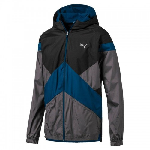 Puma Reactive Reversible Hooded Men's Jacket - 518392-01
