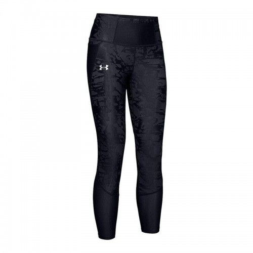 Under Armour UA Qualifier Speedpocket Smudged Crop - 1345724-001