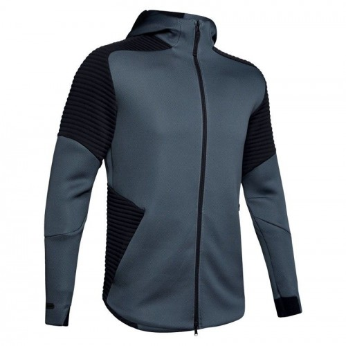 Under Armour Unstoppable Move Full-zip Hoodie - 1320705-073