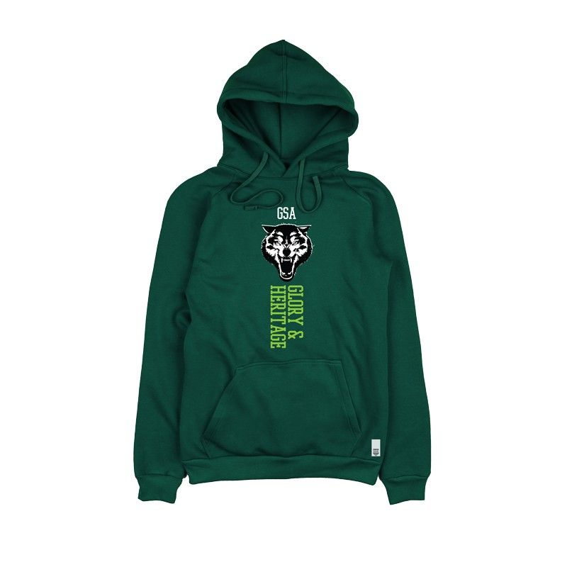GSA Men Glory Hoodie - 37-19102 Green