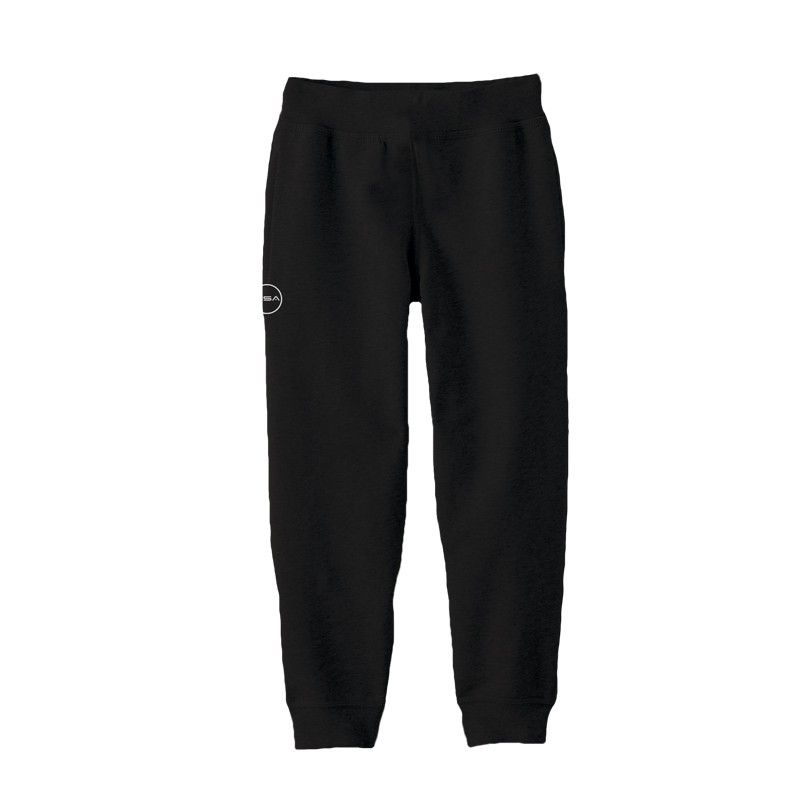 GSA Supercotton Jogger Sweatpants - 17-38008 Black