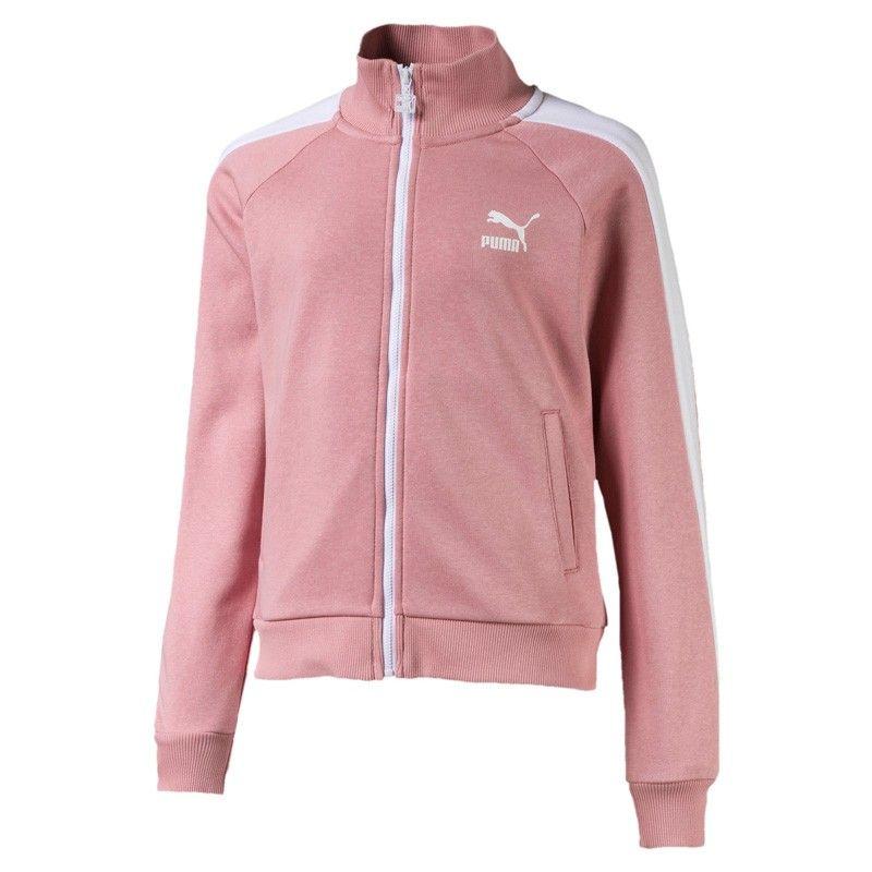 Puma Classics T7 Girls' Sweat Jacket - 580289-14
