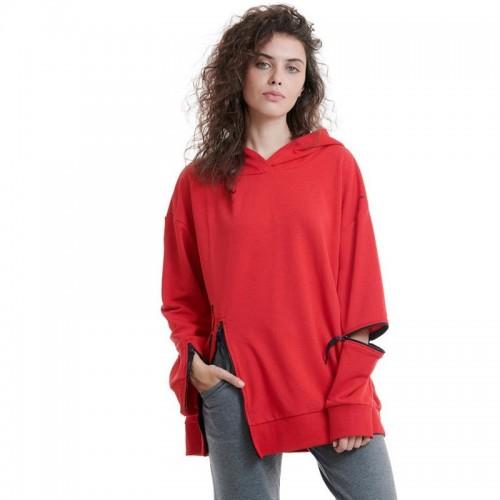 BodyTalk Γυναικείο Oversized Hoodie - 1192-904225-00300