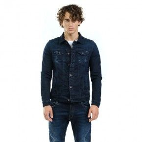 Devergo Men's Denim Jacket - 1J927051KA3638CO-0