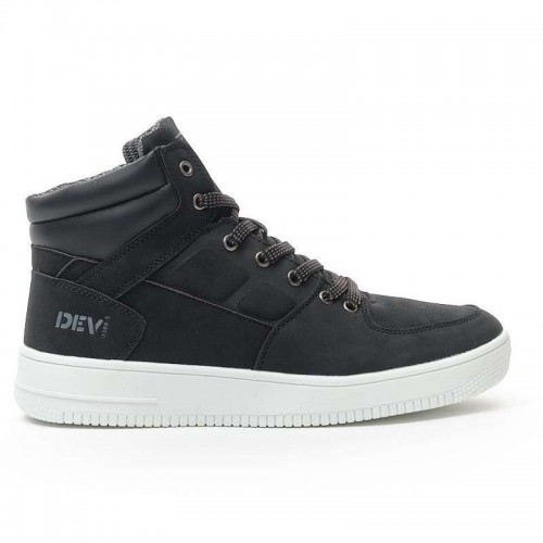 Devergo Men's Hi-Top Trainers - DE-WS3053PU 19FW