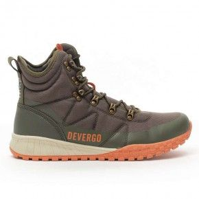 Devergo Men's Hiking Boots Freddie - DE-WS1054NY 19FW Khaki