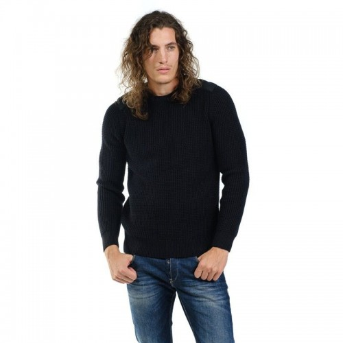 Devergo Men's Knitted Jumper - 1D926011LS0100-16
