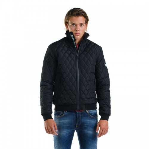 Devergo Men's Quilted Jacket - 1D927025KA1600-16