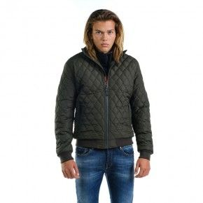 Devergo Men's Quilted Jacket - 1D927025KA1600-21
