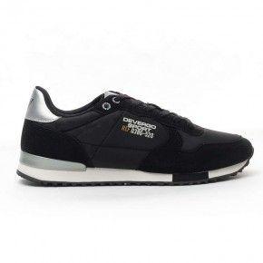 Devergo Men's Streetwear Tyron Streetwear - DE-HI4006NY 19FW Black