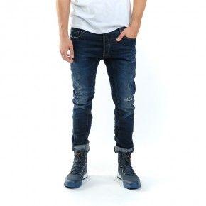 Devergo Men Tapered Fit Jeans - 1J920034LP3682CO-0