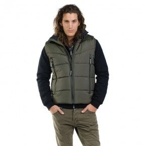 Devergo Men Vest - 1D927010SL1600-21