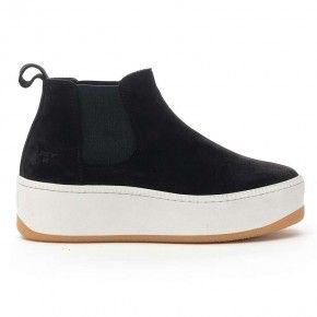 Devergo Women Flatform Ankle Boots - DE-RB4530SU 19FW