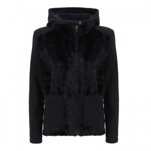 Freddy Hooded faux fur jacket - F9WTWS7-N