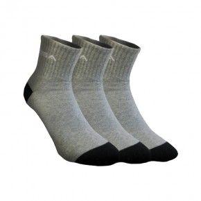 Ανδρικές Κάλτσες - GSA Stadion 500 Supercotton Socks Πακέτο των 3 Multi - 8116053-05