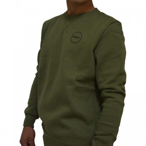 GSA Sweatshirt Supercotton Men Basic - 17-17025 Chaki-army