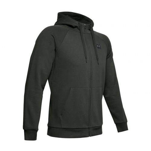 Under Armour Rival Fleece Full-zip Hoodie - 1320737-310
