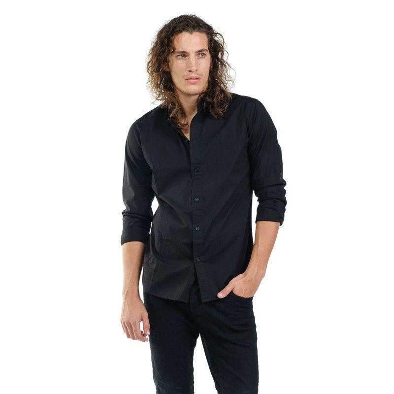 Devergo Men's Shirt - 1D925005LS1301-16