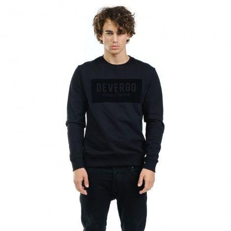 Devergo Men's Sweatshirt - 1D924089LS0701-16