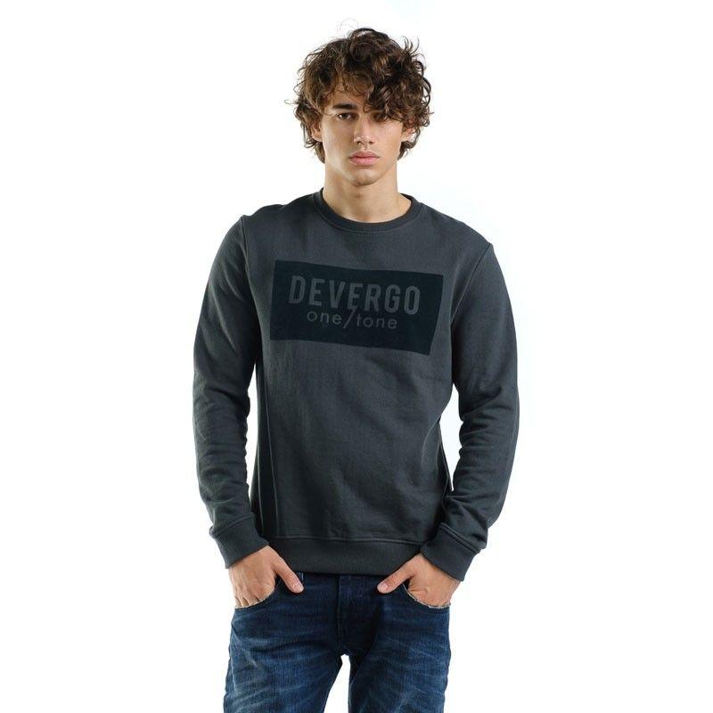Devergo Men's Sweatshirt - 1D924089LS0701-21