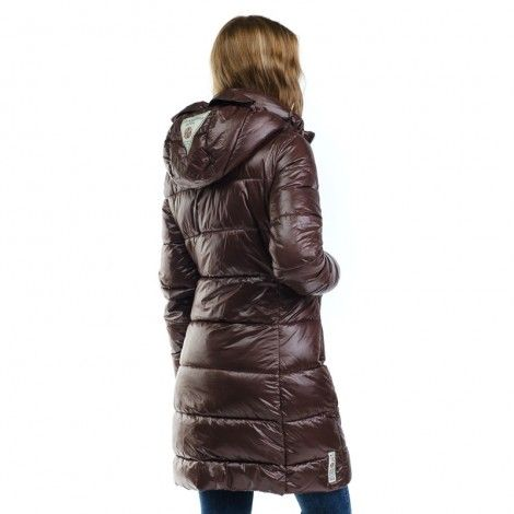 Devergo Women Long Fit Coat - 2D923503KA1600-91