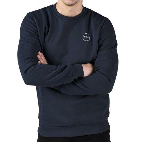 GSA Sweatshirt Supercotton Men Basic - 17-17025 Blue Marine