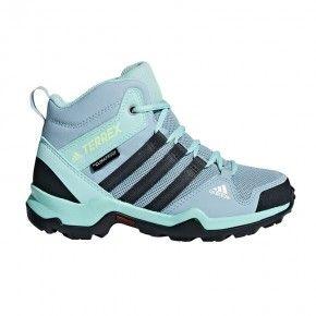 Adidas Terrex Ax2r Mid CP K - BC0672