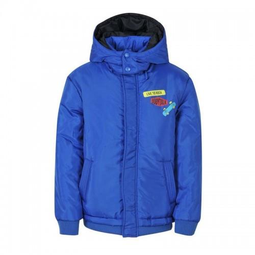 Bodytalk Παιδικό μπουφάν με κουκούλα Cobalt - 1182-759129-00424