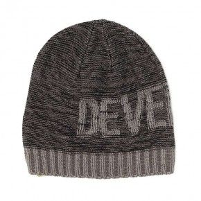Devergo Men's Beanie- 1D928000HA1101-11