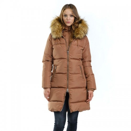 Devergo Women Long Fit Coat - 2D923521KA1600-5