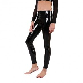 Freddy High-rise WR.UP® skinny latex trousers - WRUP1HF930-N