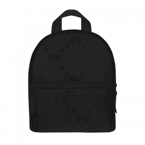 Freddy Nylon mini backpack with a Freddy monogram print - NYPACKMINIM-N0
