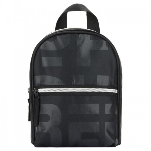 Freddy Nylon mini backpack with an all-over Freddy monogram - NYPACKMINIA-FRNN