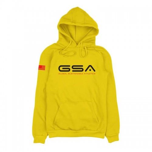 GSA Earth Hoodie - 1719203-21 Yellow