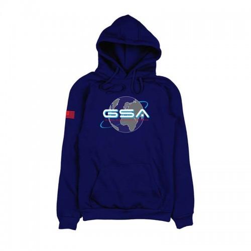 GSA Earth Hoodie - 1719204-03 Ink