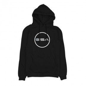 GSA Hoodie Men Superlogo Color Edition - 17-1810501 Black