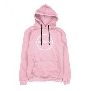 GSA Hoodie Men Superlogo Color Edition - 17-1810512 Pink