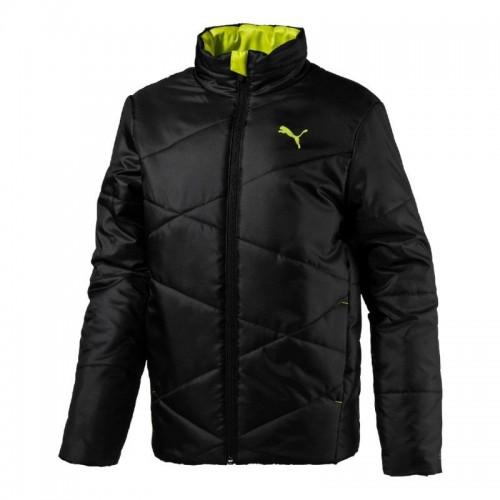 Puma Ess Padded Jacket Black - 592556-01