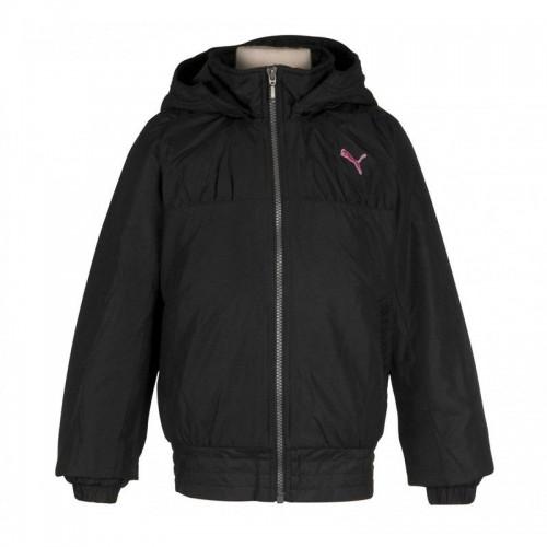 Puma Girls Black Jacket - 810183-01